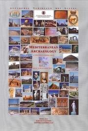 Mediterranean Archaeology. A Gid-Eman training course. pdf