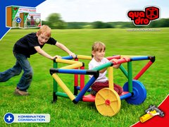 Quadro | My First Giant Construction KIT | Climbing Toy | Large Scale Building Set