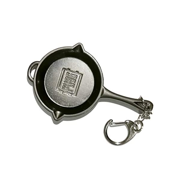 Pubg Frying Pan Keychain
