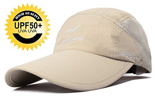 Ellewin Summer Baseball Cap Quick Dry Cooling Sun Hats Flexfit Sports Caps Mesh Hat for Golf Cycling Running Fishing Outdoor - Hats Trucker Sports
