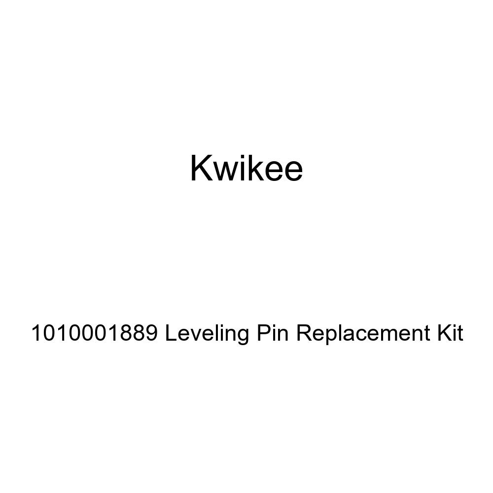 Kwikee 1010001889 Leveling Pin Replacement Kit 386686