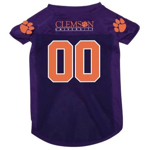 NCAA Clemson Tigers Pet Jersey,  X-Large