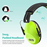 Dr.meter Kids Protective Earmuffs with Noise