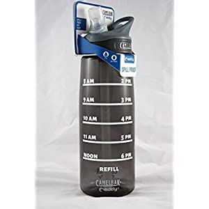 Daily Water Tracker - .75L Camelbak Bottle - 8 Bottle Colors To Choose From!
