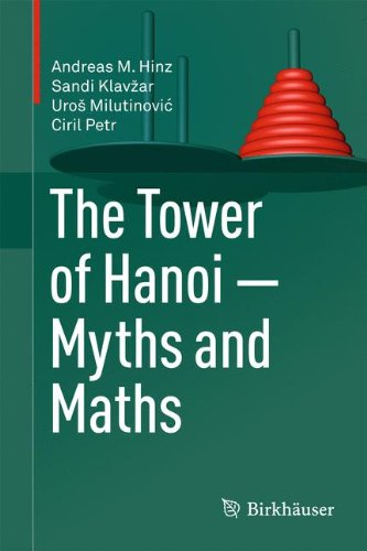 The Tower of Hanoi – Myths and Maths