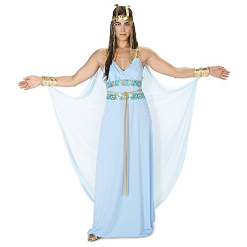 Egyptian Goddess Adult Costume M (Egyptian Women Costume)