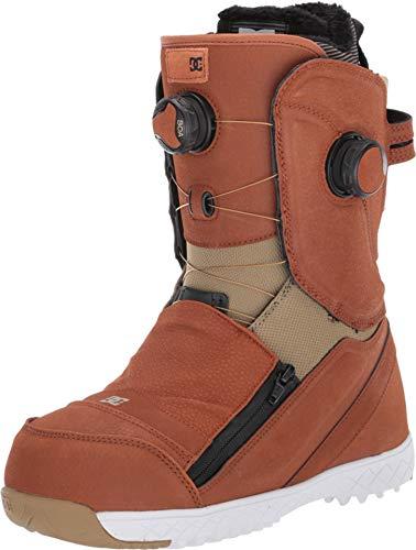 DC Mora Boa Snowboard Boot Brown 8