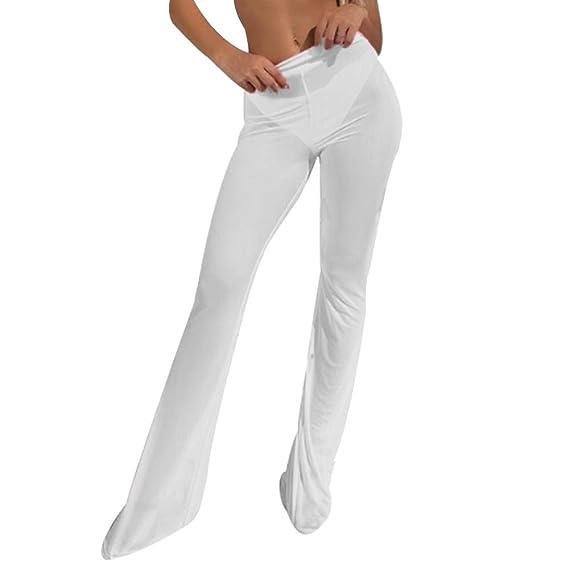 Greetuny 1pcs Pantalones Perspective Verano Mujer 2019 Sexy ...