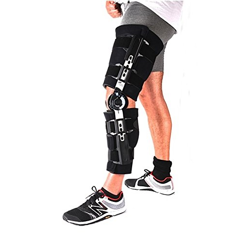 896e81b7b5 Amazon.com: Ovation Medical Post-Op Knee Brace: Health & Personal Care