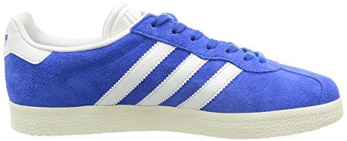 Super da Ginnastica St Uomo Met White Basse Blu adidas Gold Blue Gazelle Scarpe Vintage qfwcIWaZt5