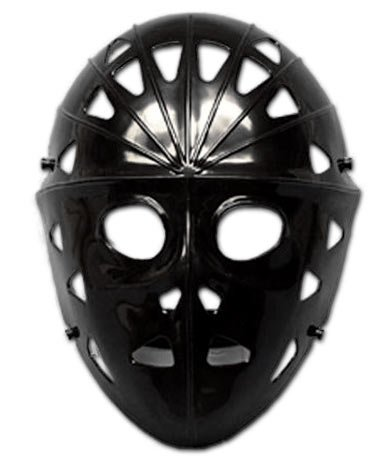 - Mylec Pro Goalie Mask, Black