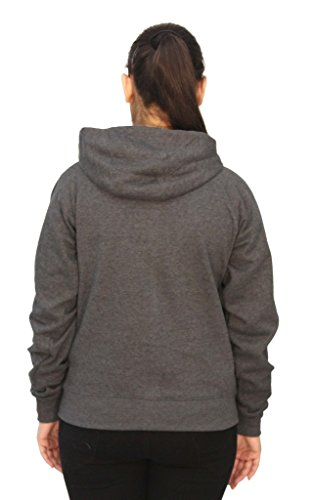 Romano - Sweat-shirt - Relaxed - Uni - Manches Longues - Femme Marron Marron