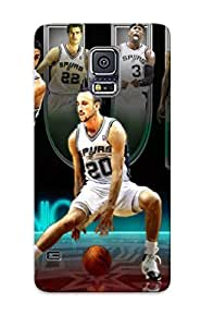 Christmas Day's Gift- New Arrival Cover Case With Nice Design For Galaxy S5- San Antonio Spurs Basketball Nba (53)