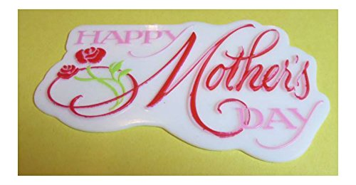 Happy Mother's Day Cake Kit Topper Cake Decorating Kit from Unknown