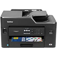 Brother MFC-J5330DW All-in-One Color Inkjet Printer, Wireless Connectivity, Automatic Duplex Printing, Amazon Dash Replenishment Enabled