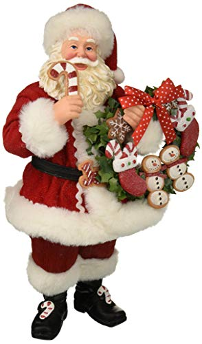 - Department 56 Santa Cookies All Around Figurine, 5