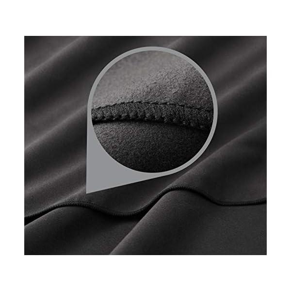 Fit-Flip Asciugamano in Microfibra – in Tutti i Colori, 8 Misure – Compatto & Ultraleggero – Microfibra Asciugamano – Il… 4 spesavip