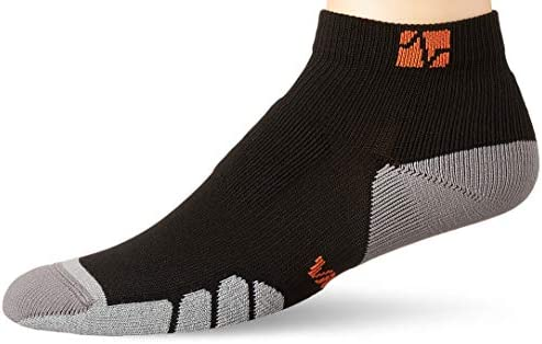 Vitalsox Low Cut Silver Drystat Performance Support Running and Tennis Socks