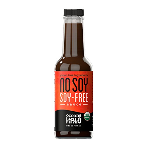 2 bottles of Ocean's Halo NoSoy soy-free sauce