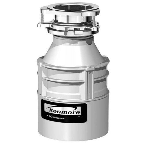 [Kenmore 1/2 hp Food Waste Disposer] (Kenmore Garbage Disposal)