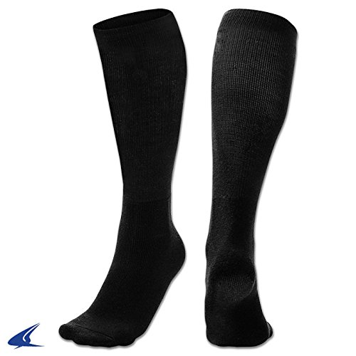 Champroスポーツmult-sportソックス B01N5QCLNI Medium|Champro Sports Mult-Sport Socks, Black, Medium Champro Sports Mult-Sport Socks, Black, Medium Medium