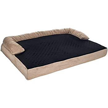 Amazon.com : PETMAKER Orthopedic Memory Foam Pet Bed with