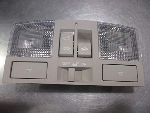 2010-2013 Mazda 3 Overhead Console with Sunroof OEM NEW - BBM6-69-970B-75 -