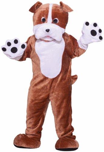Bull Dog Mascot (Bulldog Mascot Costume)
