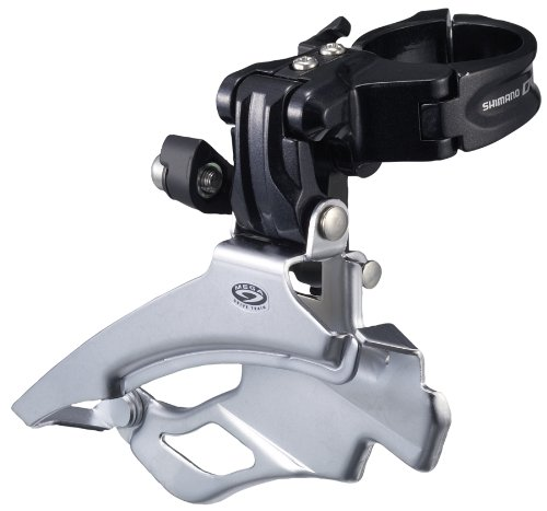 SHIMANO FD-M591 Deore Traditional Dual Pull Multi Clamp Front ()