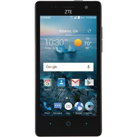 Fanfare Z792 Cricket ZTE Fanfare 2 Prepaid 4G LTE Smartphone