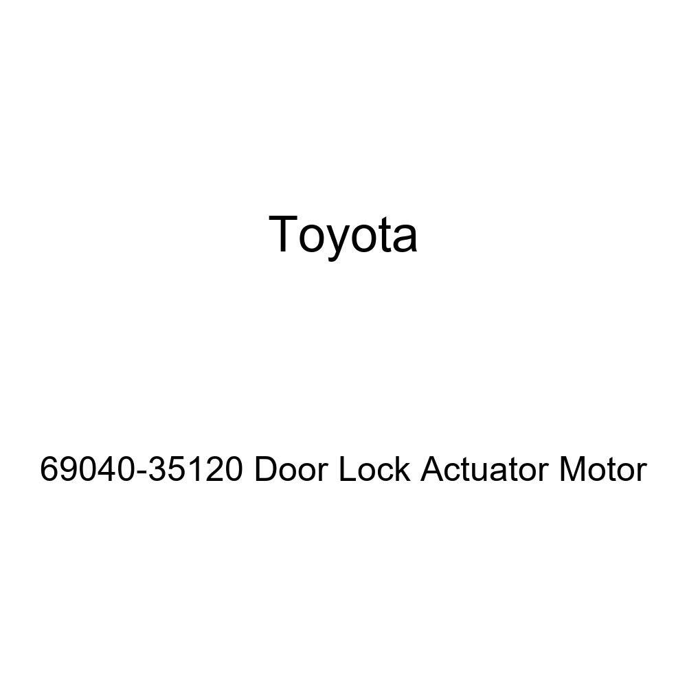 Toyota 69040-35120 Door Lock Actuator Motor