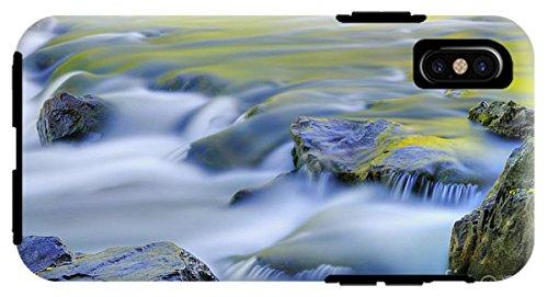 Iphone X Case  Argen River  By Pixels