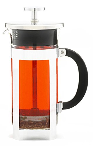 GROSCHE Boston Premium French Press Coffee and Tea Maker 350 ml (11.8 fl.oz)