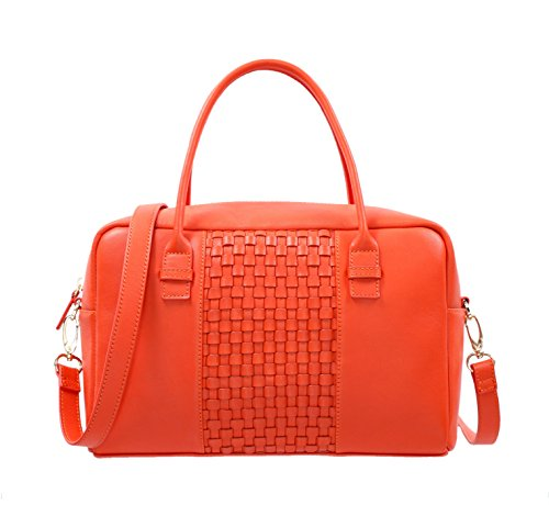 neyuh-womens-natural-italian-orange-leather-handbag-w-chic-woven-design