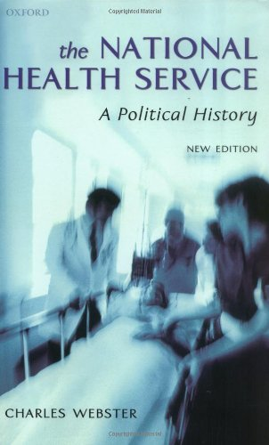 National Health Service: A Political History