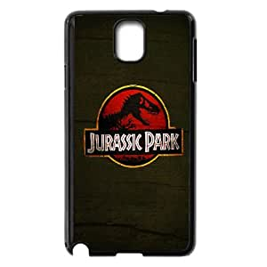 Jurassic Park Samsung Galaxy Note 3 Cell Phone Case Black Personalized Phone Case LK5S9L495