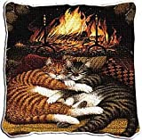 Pure Country Weavers Home Decor All Burned Out Pillow