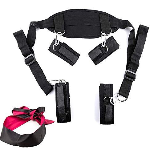POPBBIE Exercise Bands Sport Kits Adjustable Set 10pcs xgcb153