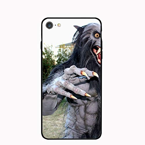 Personalized Dark Scary Halloween PC Cellphone case for iPhone 7 Case iPhone 8 Case -