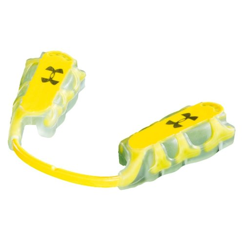 Under Armour ArmourBite Mouthpiece YELLOW (Under Armour Mouth Guard)