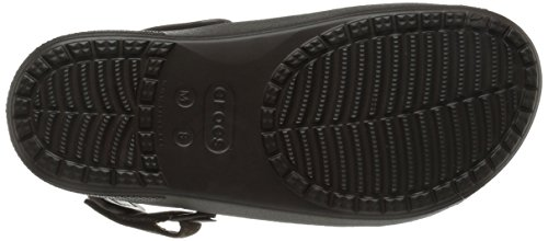 Crocs Mens Yukon Mesa Sandal Espresso / Espresso