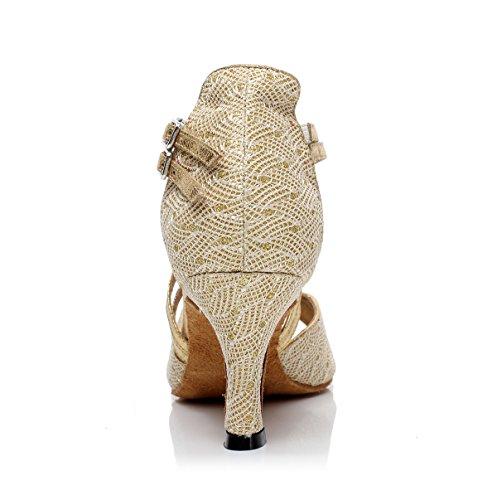 Minitoo ,  Damen Tanzschuhe Gold