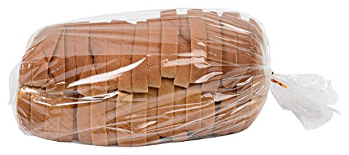 Bread Bags with Ties, Reusable, 100 Clear Bags and 100 (Each Bread)