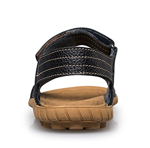 Icegrey Men's Pantoffeln Fashion Sandals Black oGiGwtf