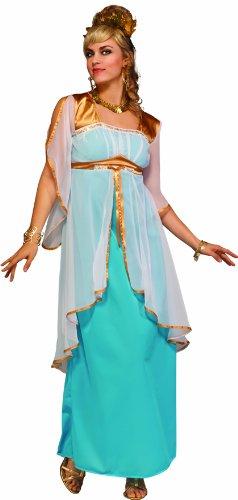 Rubie's Costume Halloween Sensations Helen Of Troy Costume, Blue, (Helen Of Troy Halloween Costume)
