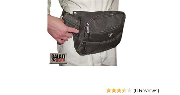 0c23f3abfbd0 Galati Gear Concealment Hide-A-Gun Waist Pack