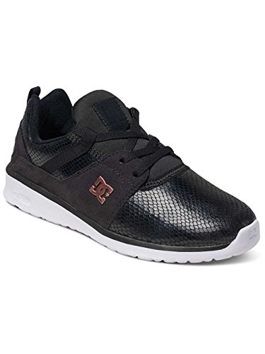 Dc Shoes Trainers Heathrow Se J Noir - Black/Black