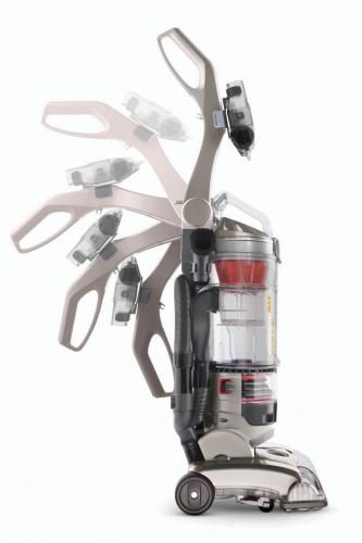 Hoover Vacuum WindTunnel MAX Pet Corded Bagless Upright