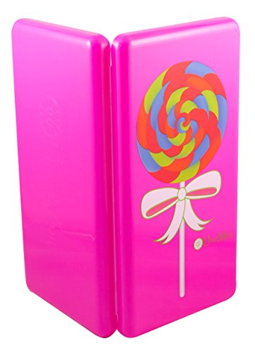 Ubermom Durable and Colorful Travel Wipe Box, Pink, 3-Pack