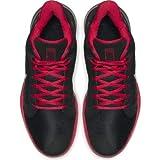 Nike Precision III Basketball Shoe, Black/White, 4
